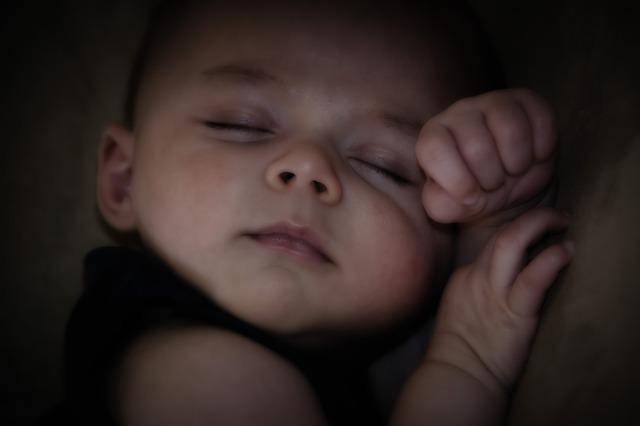 bébé allaitement sommeil