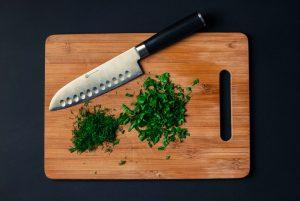 aliments éviter allaitement persil