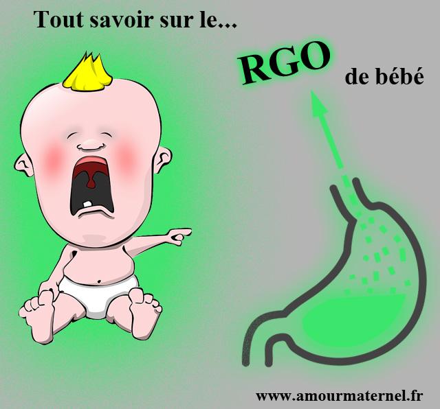 RGO bébé▷ symptômes, traitement naturel et aliments à éviter