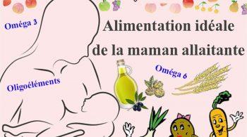 aliments favorisant la lactation