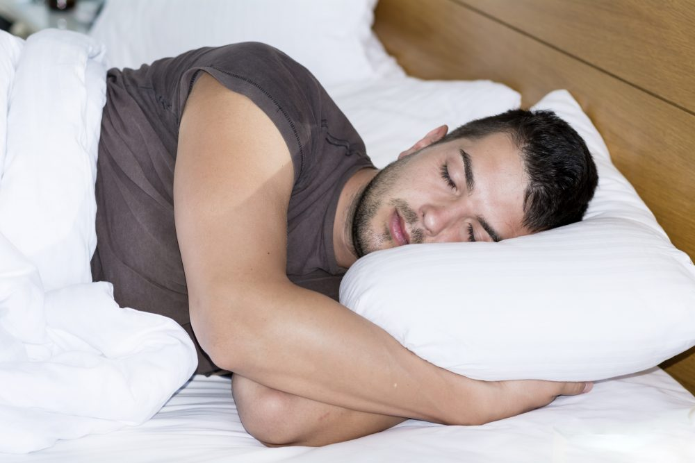 papa allaitement sommeil