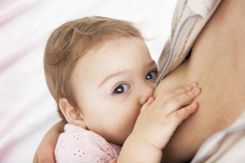 savoir si bébé tète bien