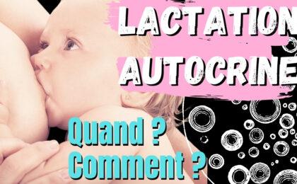 lactation autocrine