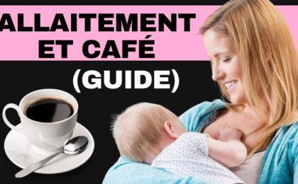 café allaitement