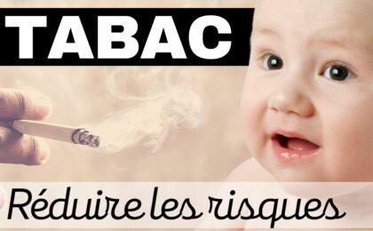 réduire risques tabac bébé