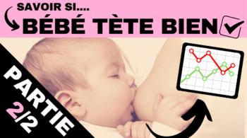 comment savoir si bébé tète bien